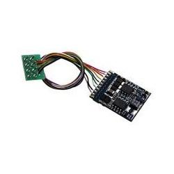 ESU Décodeur Lokpilot V4.0  3 protocoles (Sélectrix, Motorola,DCC) NEM 652