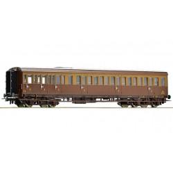 ROCO Voiture de chemin de fer 2ème/3ème classe des FS