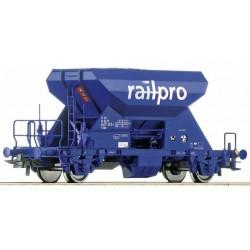 ROCO Wagon à ballast de la Railpro