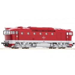 ROCO Locomotive diesel T478.4, CSD