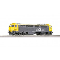 ROCO Locomotive diesel D 333 de la RENFE