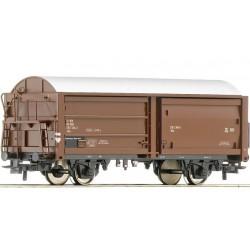 ROCO Wagon à parois coulissantes des DSB