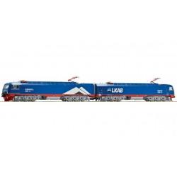 ROCO Locomotive électrique double IORE de la LKAB