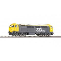 ROCO Locomotive diesel D 333 du RENFE