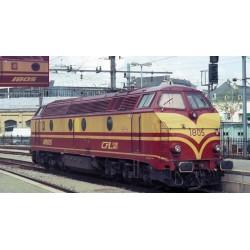 B-MODELS Série 1805 CFL DC digitale sonore