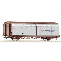 ROCO Wagon à parois coulissantes du RENFE