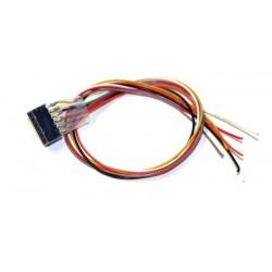 ESU Connexion 6 pôles NEM-651 câblée