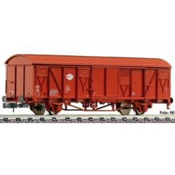 FLEISCHMANN Wagon de marchandises couvert type de construction Gbs des MÁV