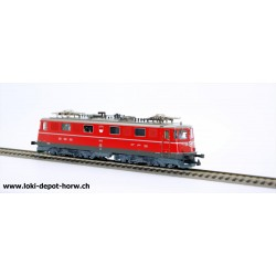 HAG Locomotive electrique Ae 6/6 Kantonslok Solothurn DC digitale sonore