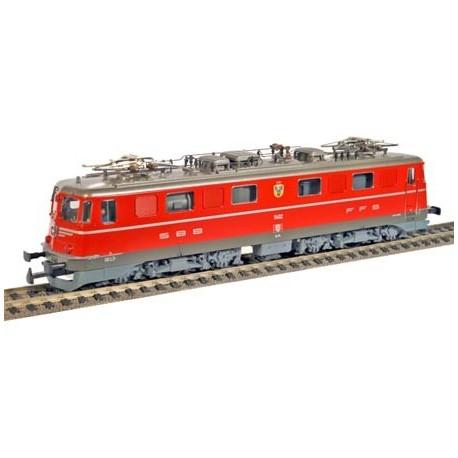 HAG Locomotive electrique Ae 6/6 Kantonslok Uri DC digitale sonore