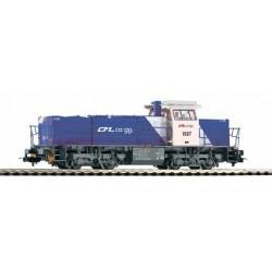 PIKO EXPERT Locomotive série 1587 CFL CARGO DC